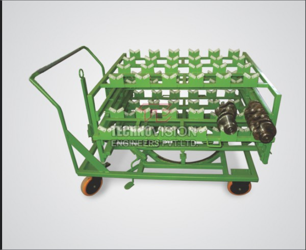 Fabrication Trolleys